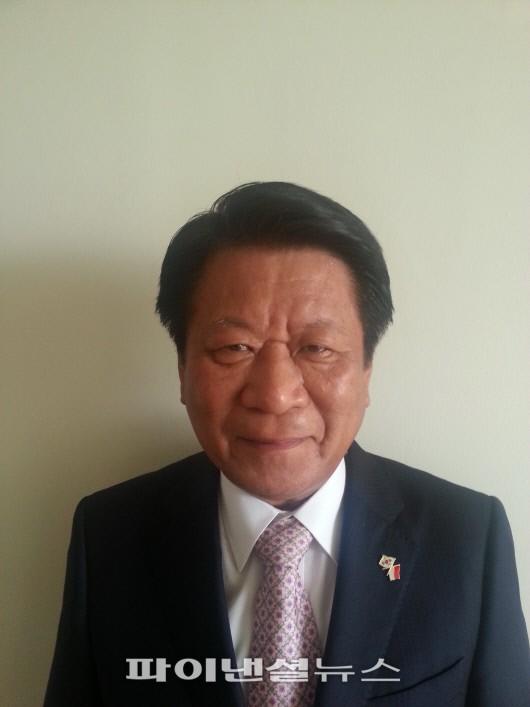 [기고]신기엽 인도네시아 한인회 회장