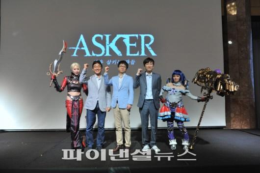 네오위즈게임즈, 온라인RPG 애스커..다음달 7일 공개