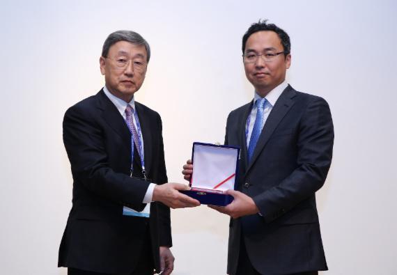 연강학술상 외과학 부문, 김형호·박치민 교수 수상