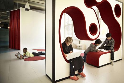 """로잔 보쉬 CEO """"공간 디자인이 창의력 향상 돕는다"""""""