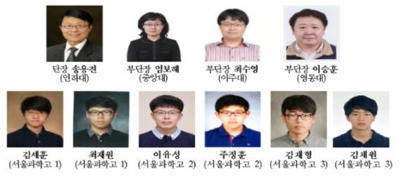 국제수학올림피아드 종합 3위 쾌거..전년보다 4계단 상승