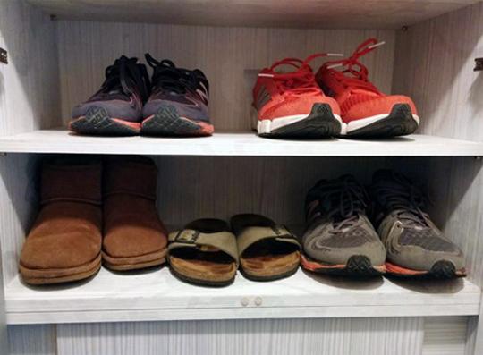 """""""신발에서 발냄새 안 나게 하는 법 8가지"""""""