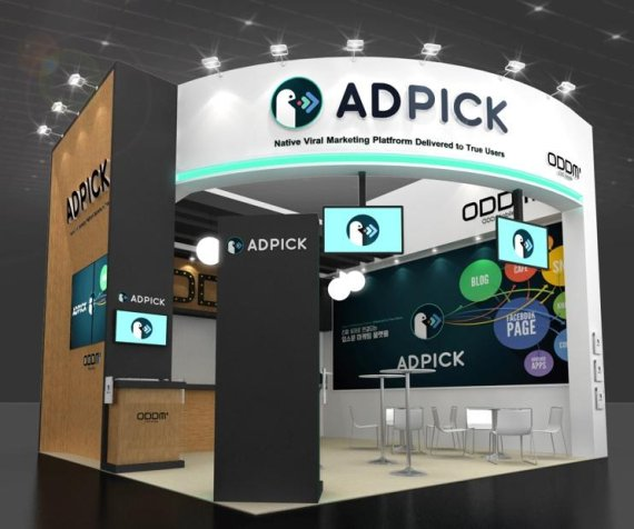 오드엠, 인플루언서 마케팅 서비스 '애드픽'으로 지스타 참가