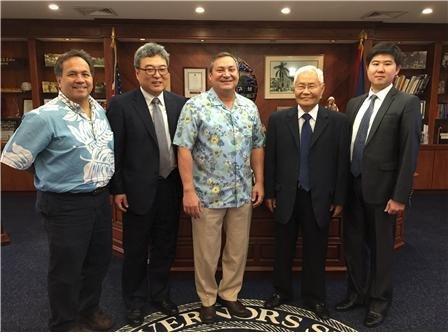 넥스지오, 괌 10MW급 지열발전 사업 '청신호'