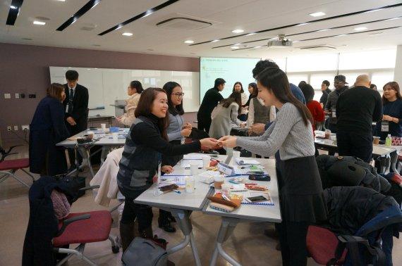 HR코리아, 8개국 외국인유학생 취업캠프 진행