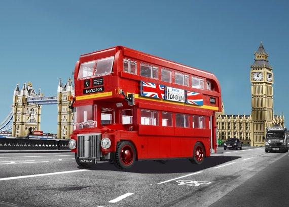 레고코리아, 영국의 상징 '런던 버스' 출시