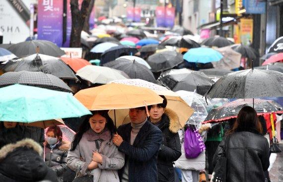 도시 '빗물요금제' 도입하나..불투수면 급증