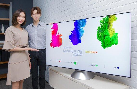 """""""색명도 난청도 문제없다"""" 삼성 TV 전제품에 시청각 장애인 접근성 대폭 강화"""