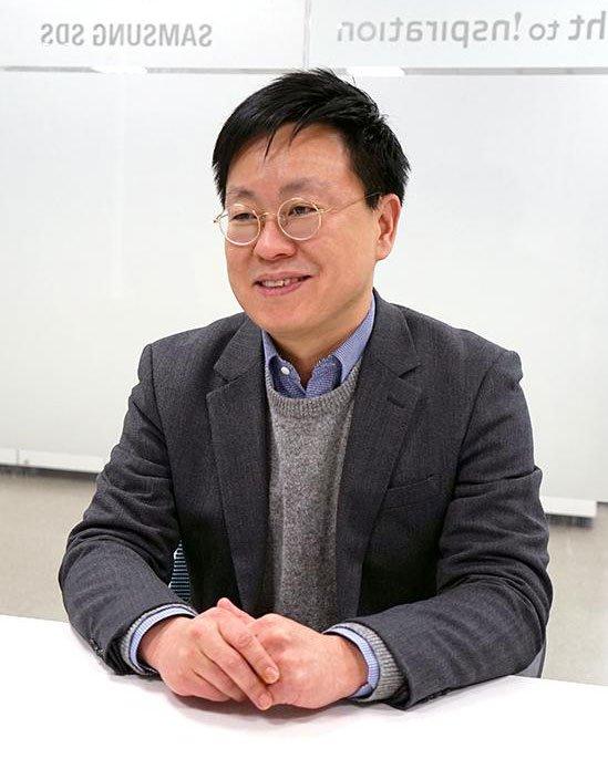 """[인터뷰] 김영권 삼성SDS 디지털금융전략팀장 """"금융기관 디지털 혁신에 블록체인·AI 적용"""""""