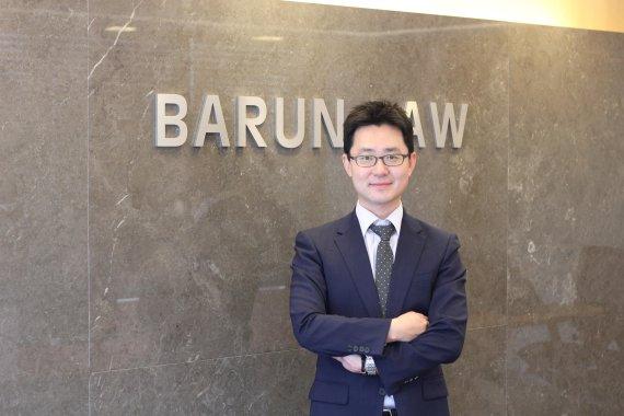 [화제의 법조인] 법무법인 바른 백광현 변호사
