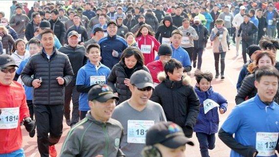 제24회 삼척 황영조 국제마라톤 대회...22일 개최