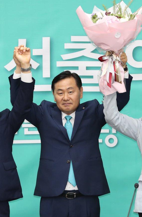 바른미래당, 김관영號 출범..하반기 원구성 등 숙제