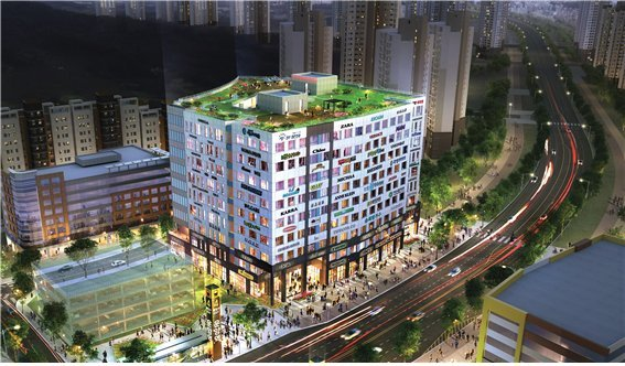 현대BS&C, 김포한강신도시서 '김포 운양역 현대센트럴스퀘어' 분양