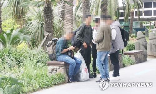 제주 예멘 난민 신청자, 취업지원 '부적응' 다반사