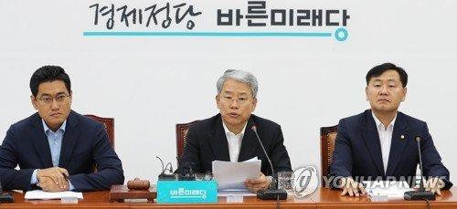 """김동철 """"'고용쇼크' 계절탓에 이제는 과거 정부탓"""""""