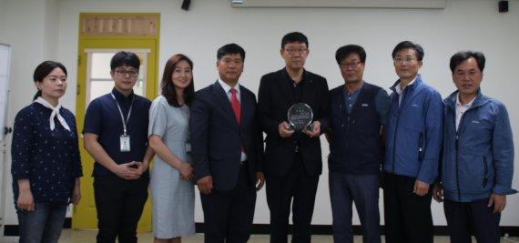 한국가스공사 제주기지건설단, 지역특화 사회공헌활동 '주목'