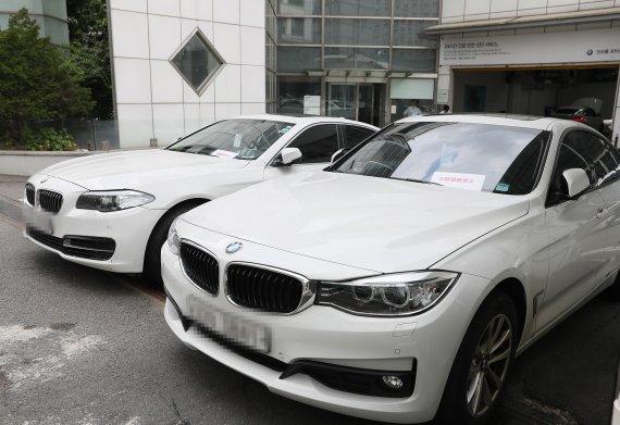 경남도, BMW 안전진단 미이행 차량 운행정지 명령