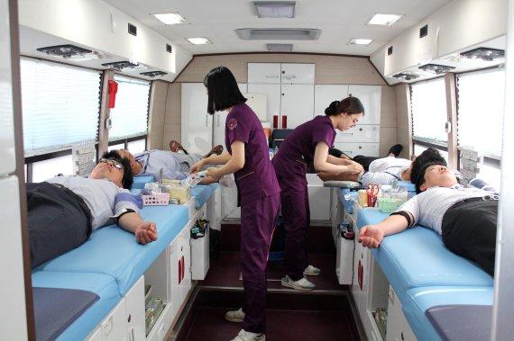 한마음혈액원, LS오토모티브와 헌혈캠페인 전개