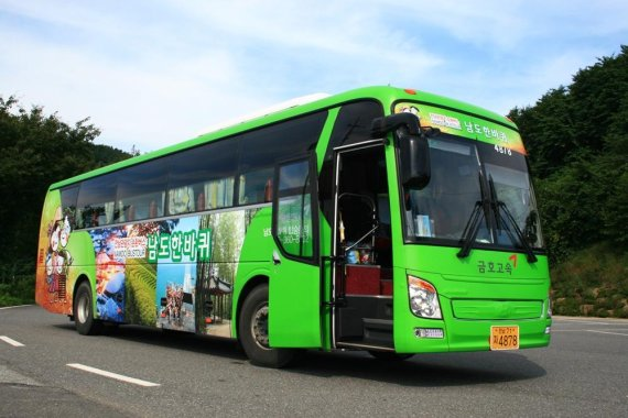 전남 광역순환관광버스 '남도한바퀴' 9월부터 비엔날레·섬·천년고찰 운행