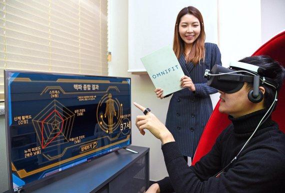 스트레스 관리, 치매 및 알코올 중독 예방 등에 가상현실(VR) 기술 적용