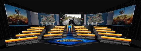 CJ ENM, 美 e스포츠 시장 출사표...서부 최대 전용 경기장 세워