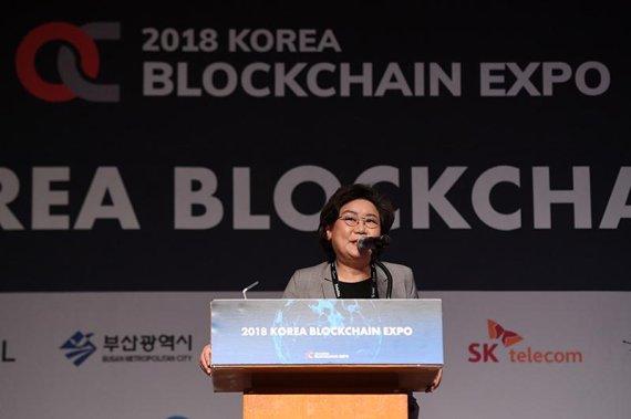 """이혜훈 국회 4차 특위 위원장 """"ICO 규제, 11월에 변화 있을 듯"""""""