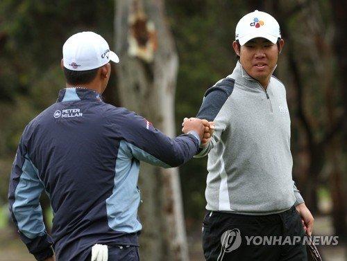 안병훈-김시우, 골프 월드컵 대회 공동 6위..벨기에 대회 사상 최초 우승