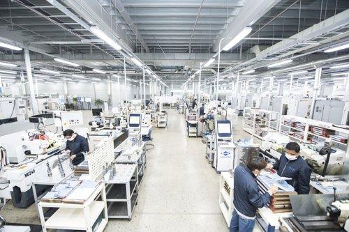 스마트공장 도입한 창원지역 기업 75%, 기초수준 머물러