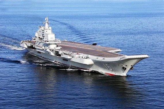미중 무역전쟁, '中 해군력 견제 목적' 대두