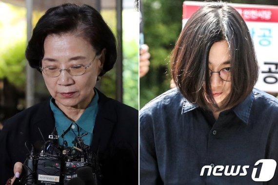 개인물품 밀수한 이명희·조현아 한진가 母女, 그 금액만 무려