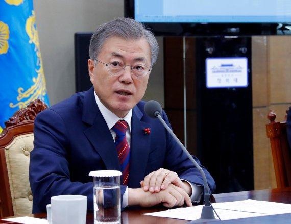 文대통령, '한국당 추천' 5·18진상조사위 후보 2명 '재추천 요구'