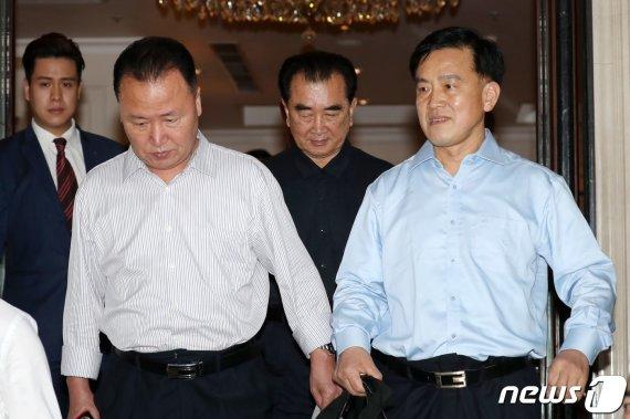 '75세 집사' 北김창선, 나흘간 쉴새없이 움직인 까닭