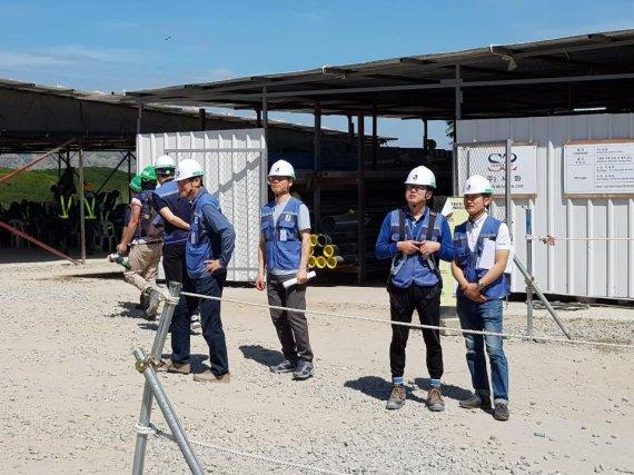 [해외건설 현장을 가다]포스코건설,필리핀 전초기지 클락서 '더샵 클락힐즈' 첫 선