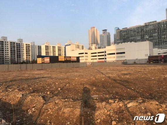 부산 최고 주거지 마린시티 금싸라기 땅 또 '몸살'
