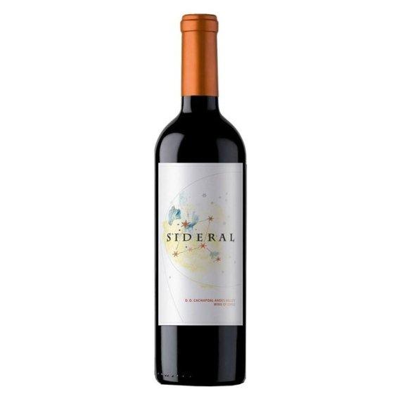 [톡톡 이 와인]보르도 같은 고급 칠레와인 '시데랄'···강렬한 과실향에 화려한 부케향의 조화