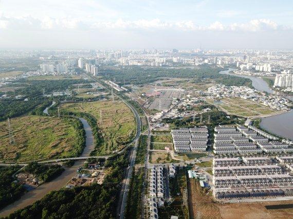 [해외건설현장을 가다]사이공강변 정글을 스마트시티로… GS건설의 마법 시작된다