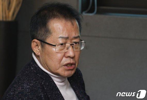 """북미회담 결렬되자 홍준표 """"내가 1년전에.."""""""