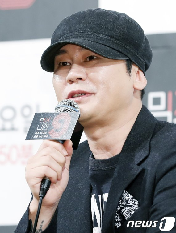 'YG 새벽 파쇄차 의혹'에 입연 양현석