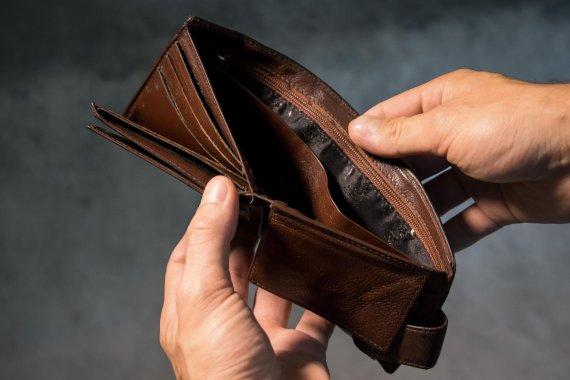 지갑 도둑놈이 지갑에 남긴 짤막한 편지