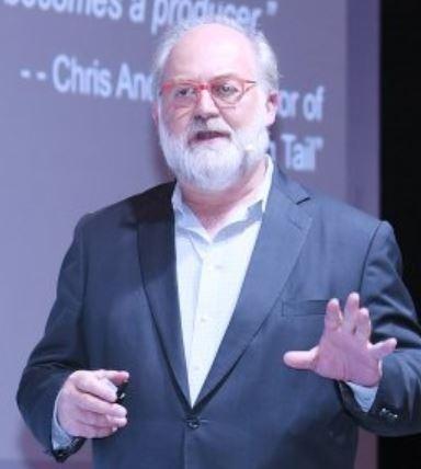 [fn마켓워치] 미래학자 토마스 프레이, 韓블록체인 M&A플랫폼업체 고문 합류