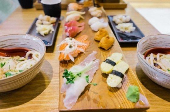 '생선초밥' 잘 먹는 사람이 '곤충'도 잘 먹는다?