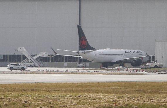 유럽-캐나다 항공당국, 보잉 737맥스 자체 안전 검사