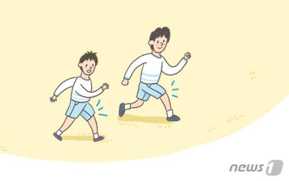 일주일에 한번씩, 10분간 산책만해도 생기는 변화