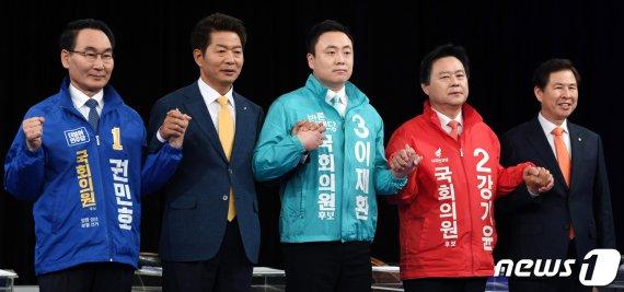 민주-정의, 창원 성산 '단일화 발표' 임박…신경전 '격화'