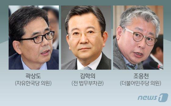 '김학의 내사' 한달만에 수사팀 물갈이…6년전 무슨 일 있었길래