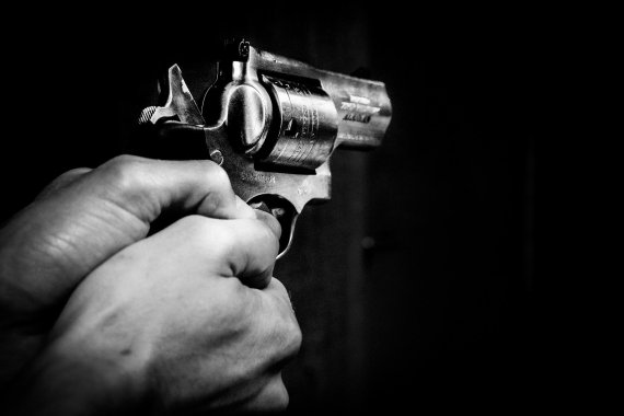 집 착각 했는데.. 총에 맞아 숨진 흑인