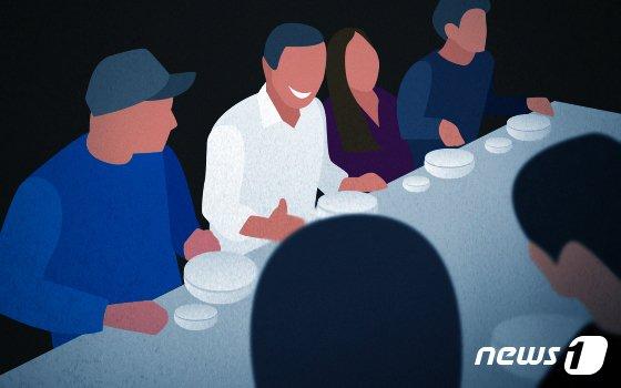 조선대 치과병원 교수, 술자리서 전공의 앉히고 한 기막힌 행동