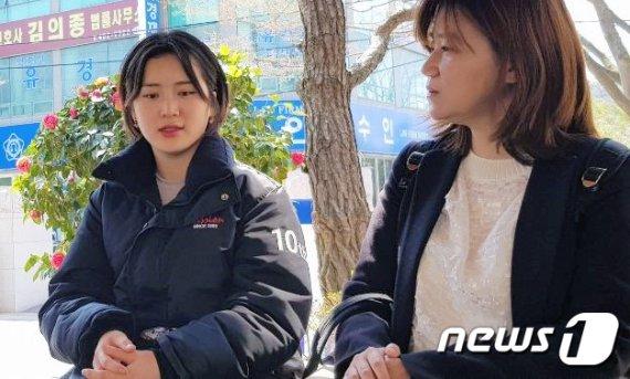 """'신유용 성폭행' 첫 공판.. """"가해자의 뻔뻔함에 치 떨려"""" 분노"""