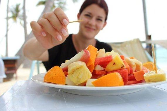 젊을 때 과일·야채 먹었더니.. 30년 후 나타난 놀라운 차이