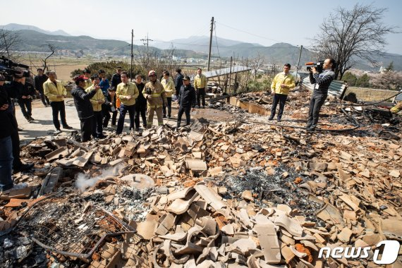 '재난 위기 신속대응' 李총리의 위엄
